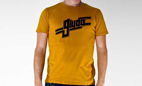 Image of T-shirt Giuda Let's do it again Logo