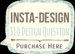 Image of Insta-Design $10 Design Question