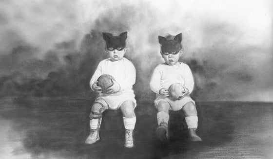 Image of Boys with Balls