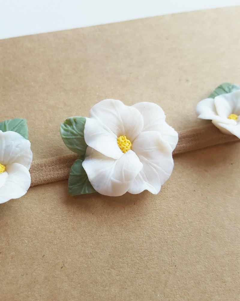 Image of Spring Morning (White)