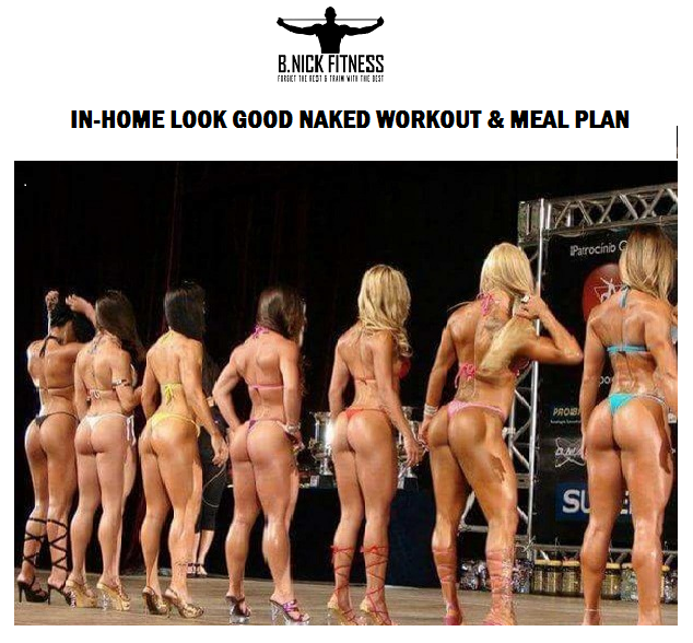 Look good naked workout