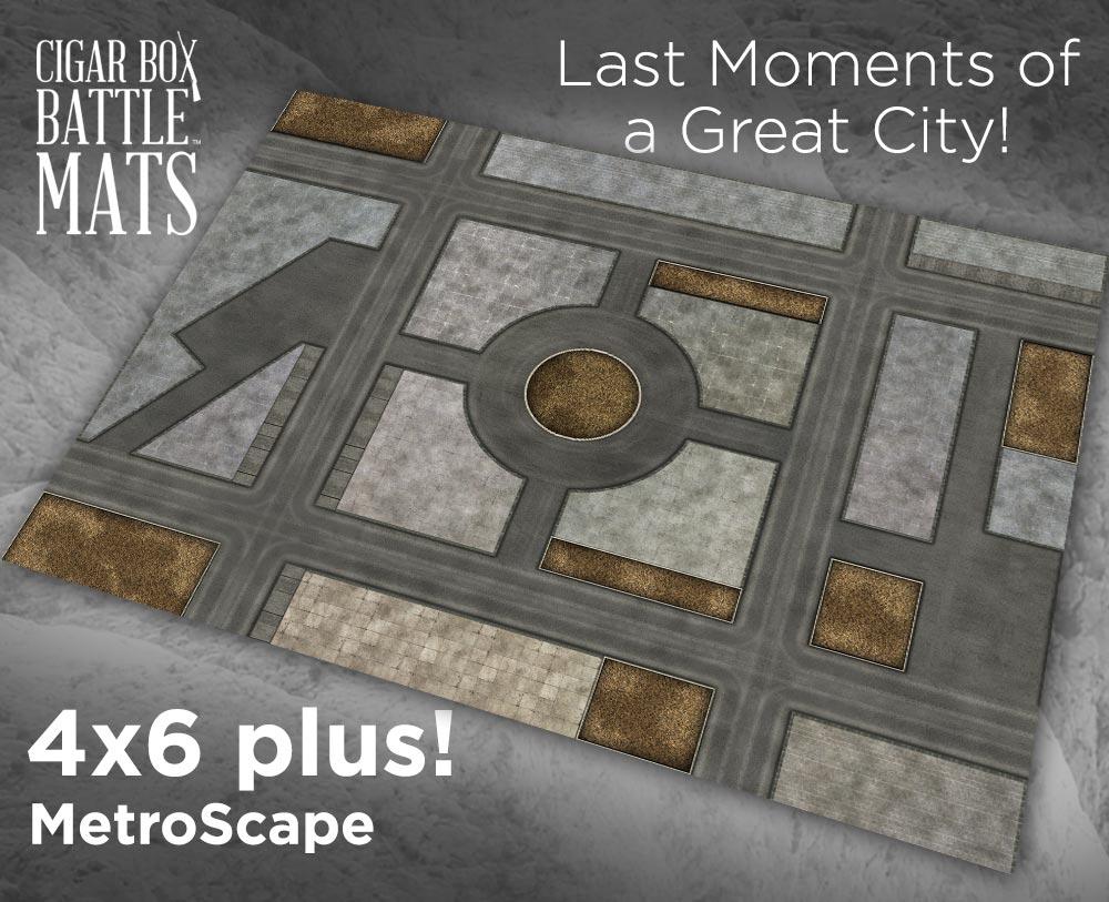 Image of MetroScape -- 4x6 plus -- #300