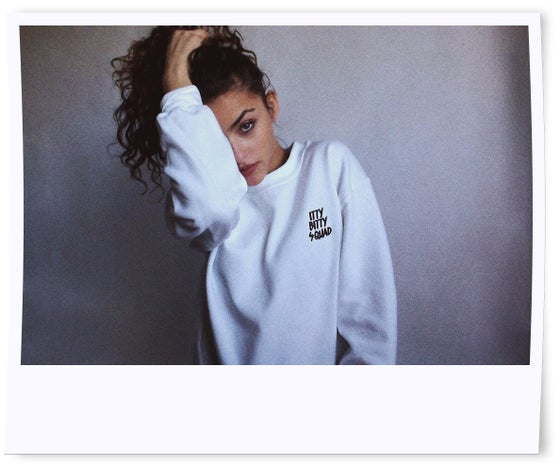 Image of Itty Bitty Squad Crewneck