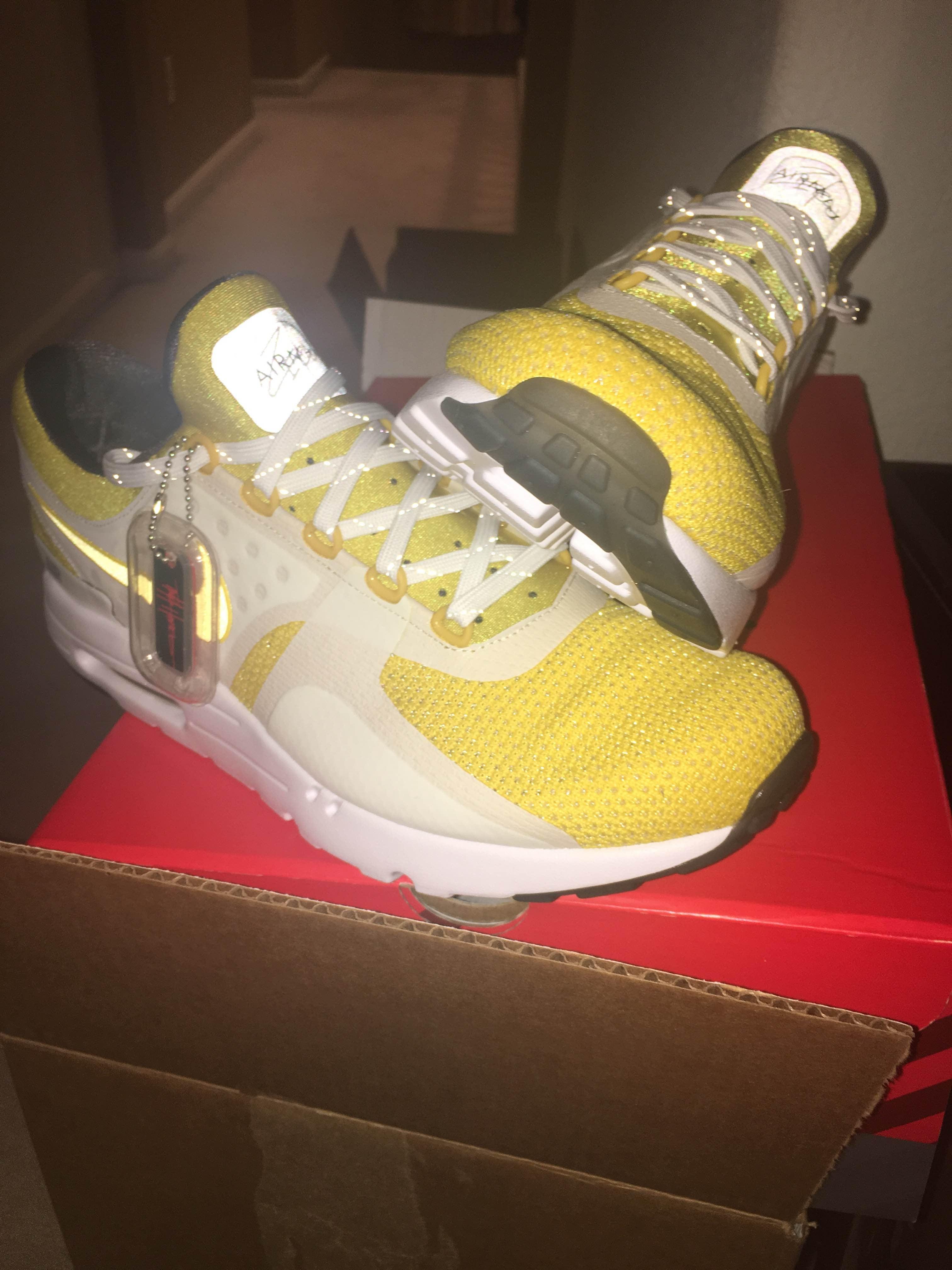 Air Max Zero Qs Yellow