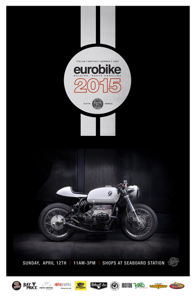 Image of Eurobike 2015 Event Poster