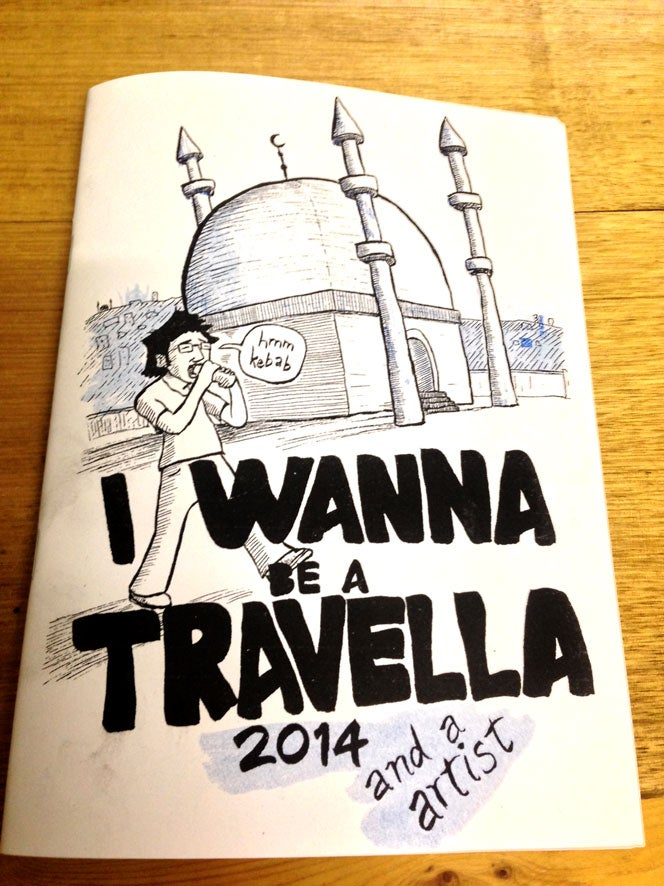 Image of I Wanna Be A Travella 2014 (DT#6)