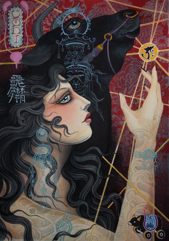 Image of USHI. Zodiac.Serie
