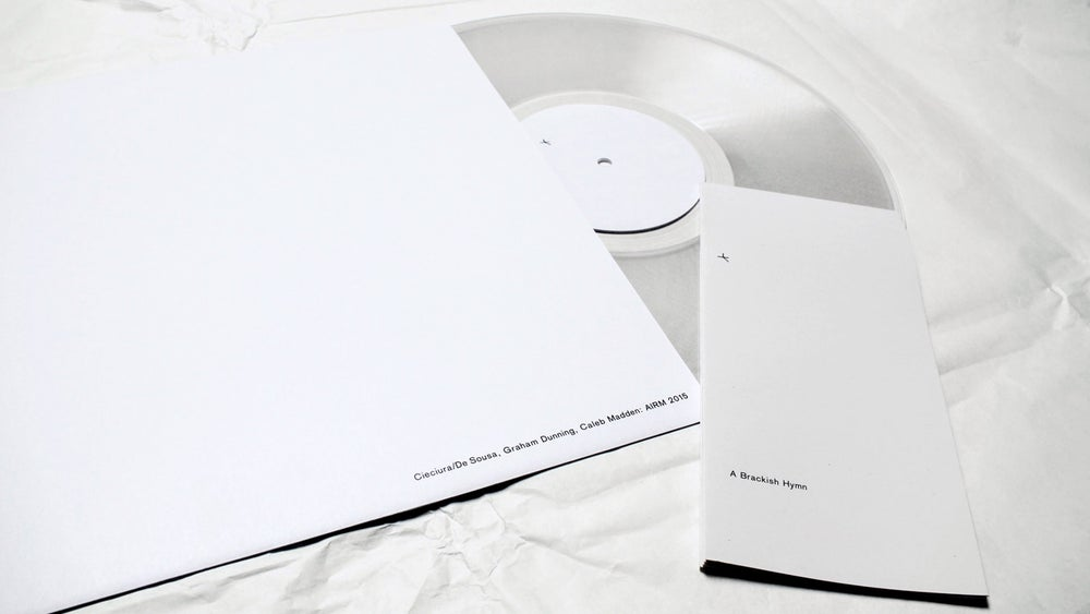 Image of <B>LIMITED EDITION SOUND WORK</B> AIRM: RHYTHM OUT OF TIME