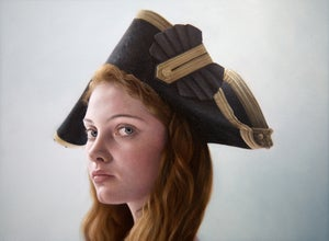 Image of Girl in A Cocked Hat