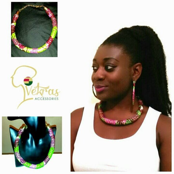 Image of Vekras Ohemaa Choker Necklace