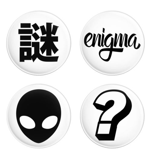 Image of Pin Badge Pack