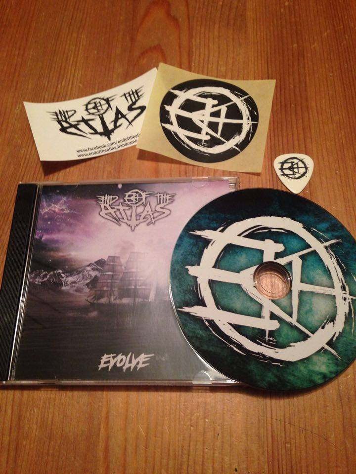 Image of Evolve CD