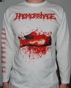Image of Haemorrhage - Amputation Longsleeve