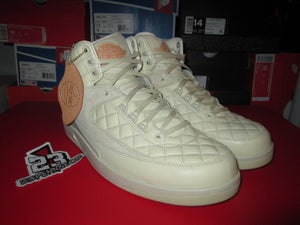 "Image of Air Jordan II (2) Retro ""Just Don: Beach"""