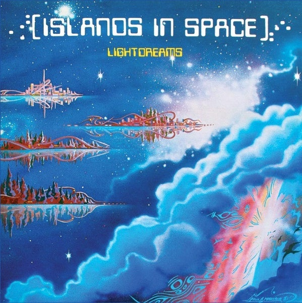 Image of LightDreams 'Islands In Space' (GKL005 / GKL005CD) ALL EDITIONS