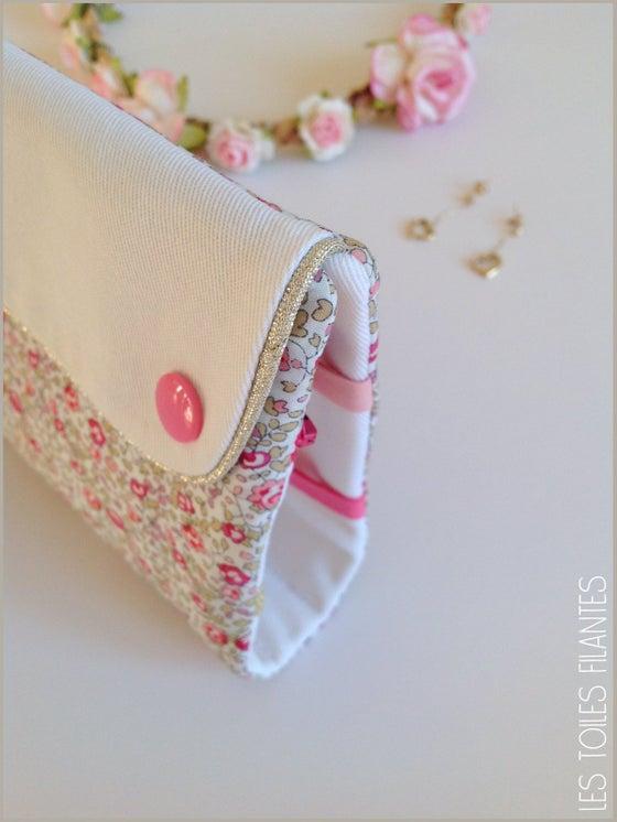 Image of Sur commande: pochette à barettes