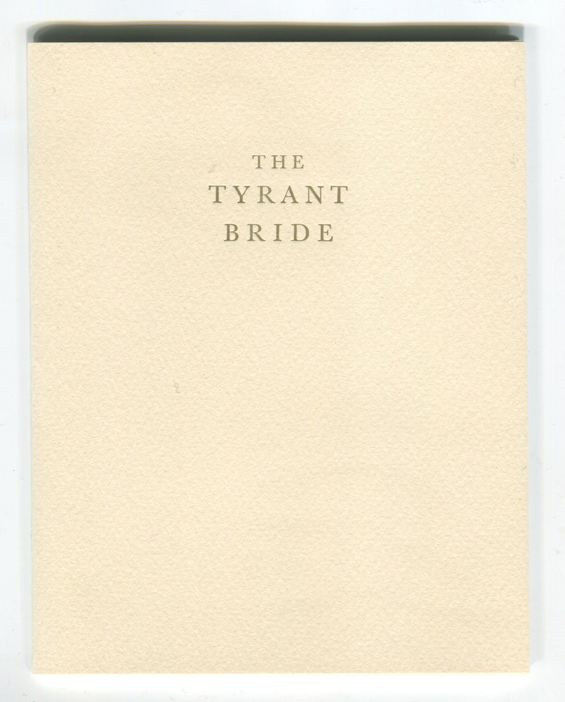 Image of The Tyrant Bride