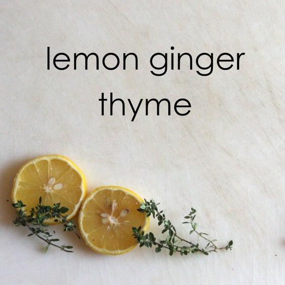 Image of Lemon Ginger Thyme