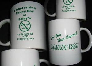 Image of Danny Boy Mug
