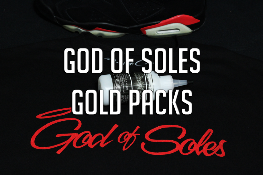 "Image of God of Soles ""Gold Pack"""