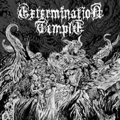 "Image of EXTERMINATION TEMPLE ""Lifeless Forms"" 7"" pre-order"