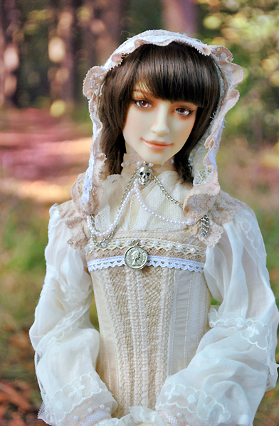Puck: Treasure of the Amber Vale - €700,00 - FreakStyleBJD - Dutch Sculptor