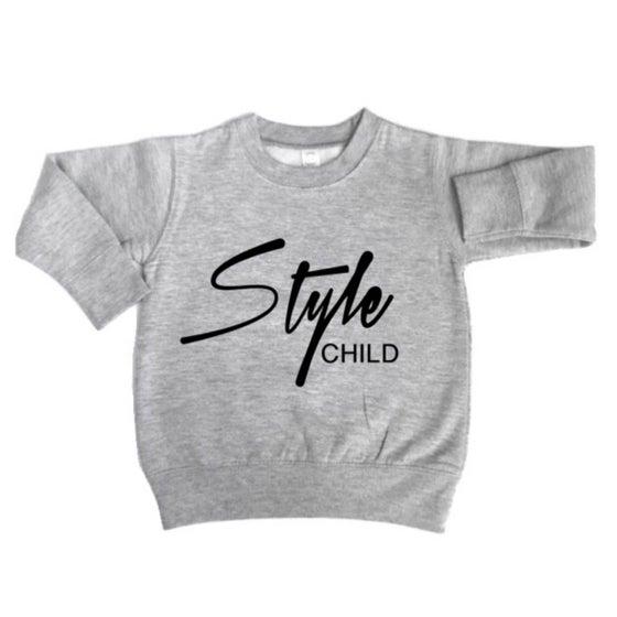 Image of Style Child - Toddler Fleece Sweatshirt