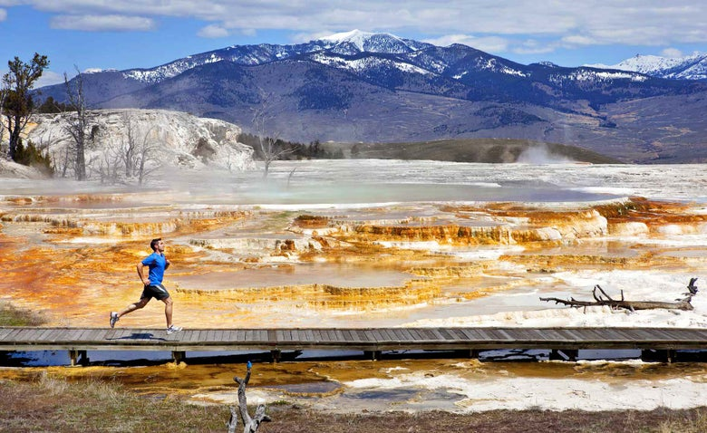 Image of Rave Runs - Yellowstone 1