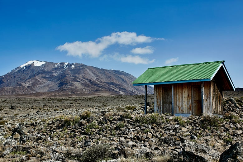 Image of Mount Kilimanjaro 2