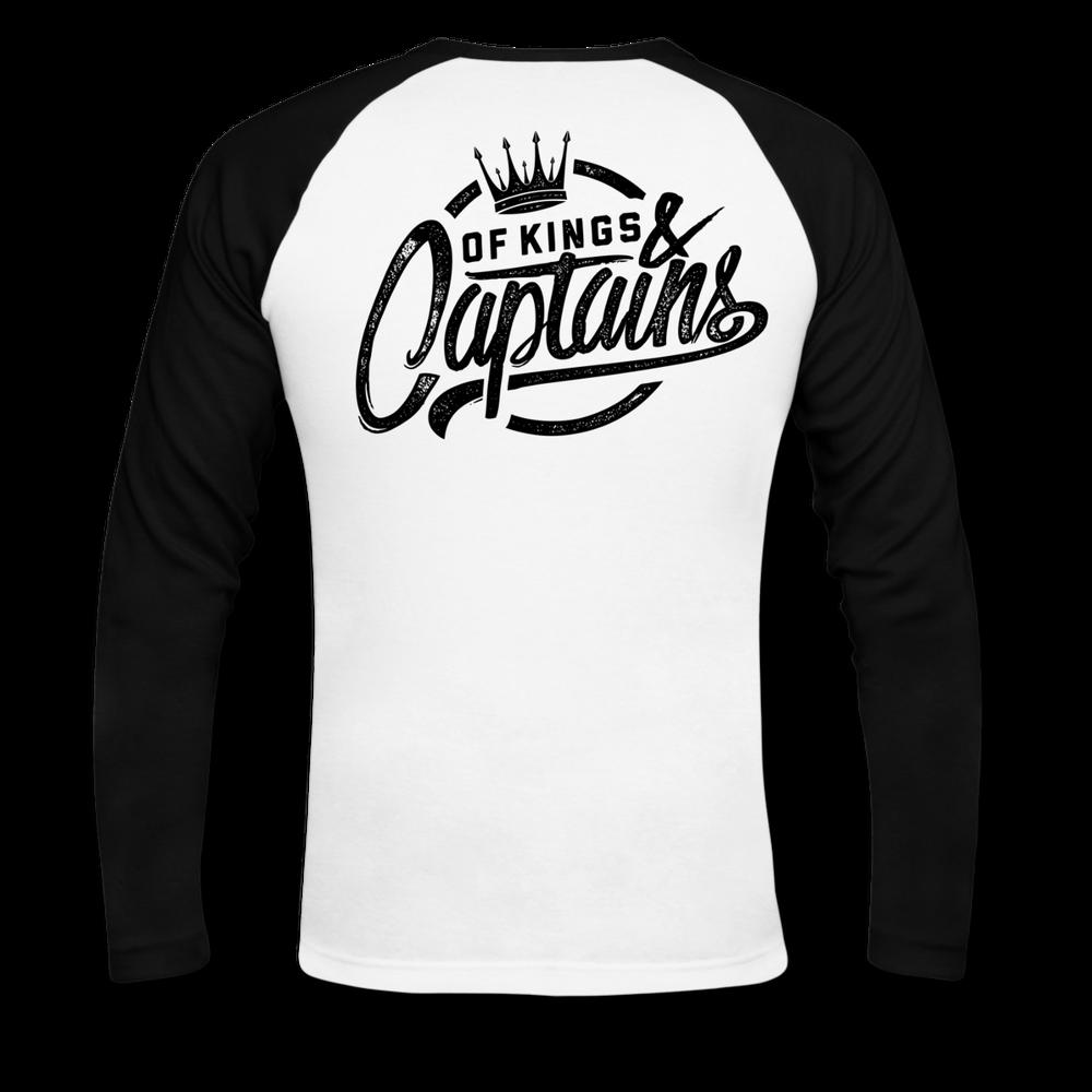 Image of Of Kings And Captains Raglan t-shirt