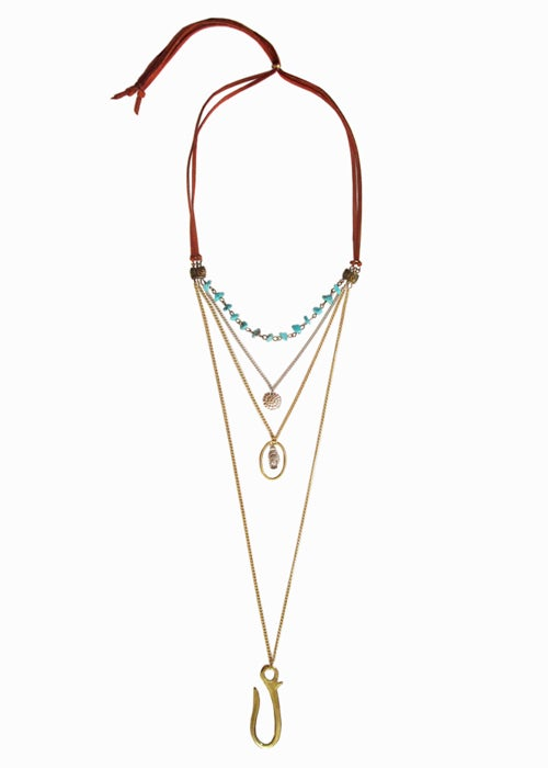 Image of Savannah Layered Necklace - SALE!