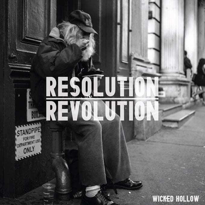 Image of Resolution Revolution EP