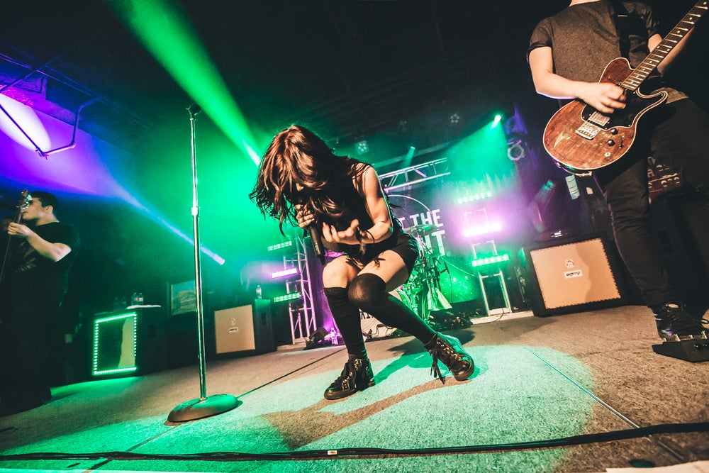 Image of Against The Current - Dallas