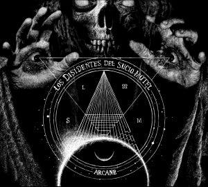 Image of Los Disidentes Del Sucio Motel - Arcane LP