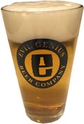 Image of Evil Genius PINT GLASSES