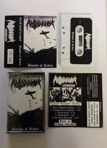 Image of Antagonist -  Bombs of Hades Demo Tape