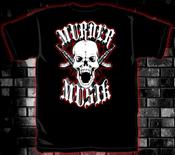 Image of MMP Logo T Shirt(Black)