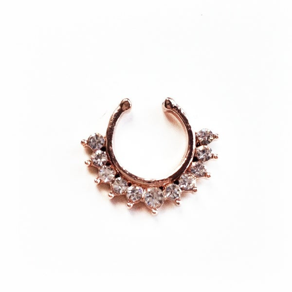 Image of Maia Faux Septum Ring