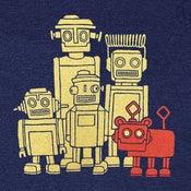 Image of Vintage Robots T-shirt