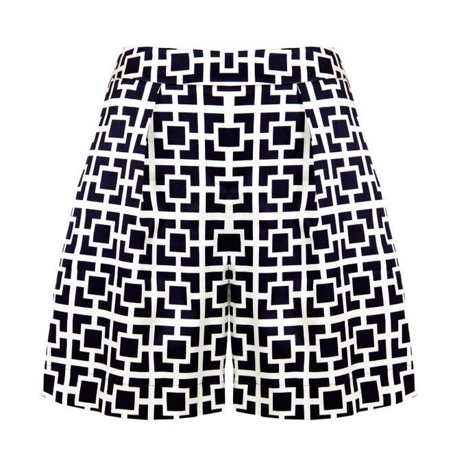 Image of Baby Shorts| Black Wall