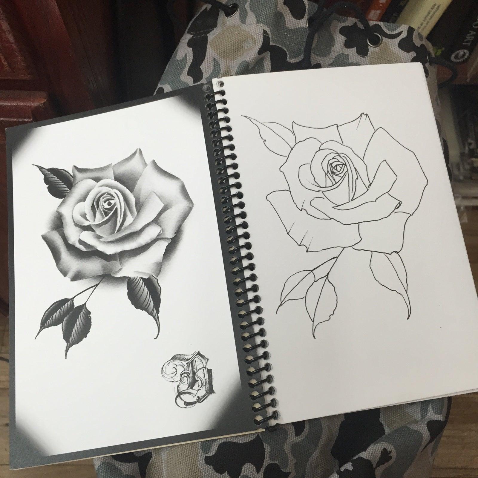 Book of Roses / BJ Betts