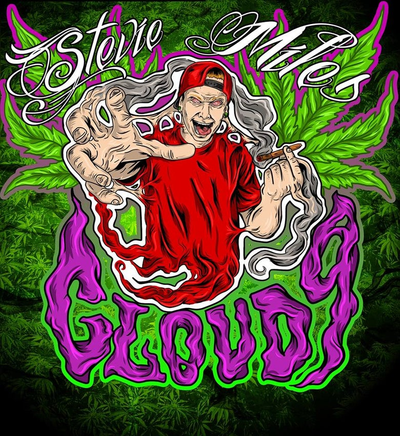 Image of Stevie Miles - Cloud 9 - Poster