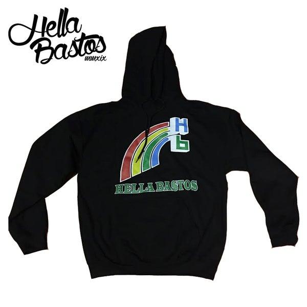 Image of UH Rainbow Hoodie Sweater