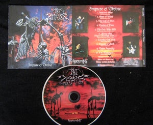 "Image of THE ZEPHYR ""Impure and Divine"" CD"