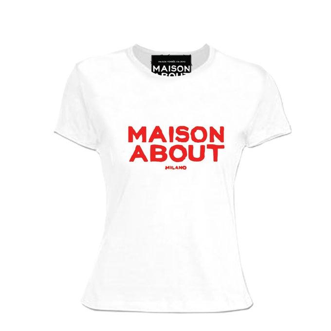 Image of T-shirt Regular| Logo Red