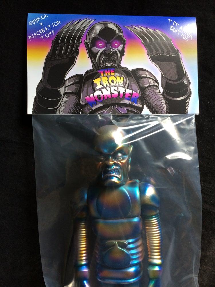 Image of The Iron Monster Guumon Titanium Edition!