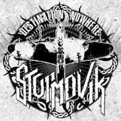 Image of Sturmovik - Destination Nowhere Cd