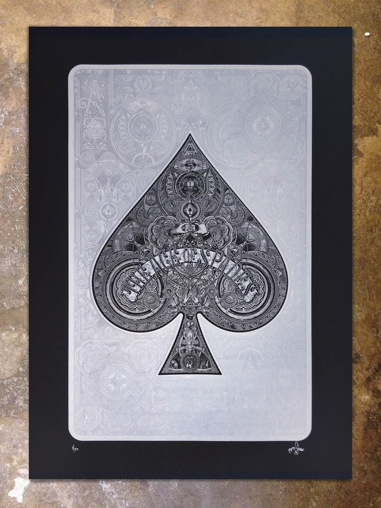 Image of Ace Of Spades 2 - A1