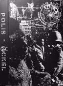 Image of POLIS-ÄCKEL ‎– WORLDWIDE DEATH CULTURE DEMO TAPE (LTD 100) YELLOW