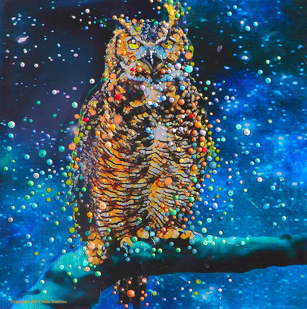 Image of Star Owl - Conduit To Celestial Wisdom